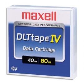 KIT 5 CARTOUCHES DLT IV 40/80GB