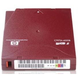 Cartouche LTO2 Ultrium 400GB