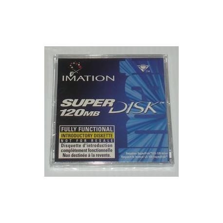 Super Disk Imation 120MB