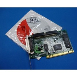 Carte PCI Fast SCSI 50pin Interne/Externe
